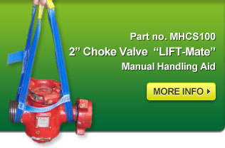2 Choke Valve LIFT-Mate